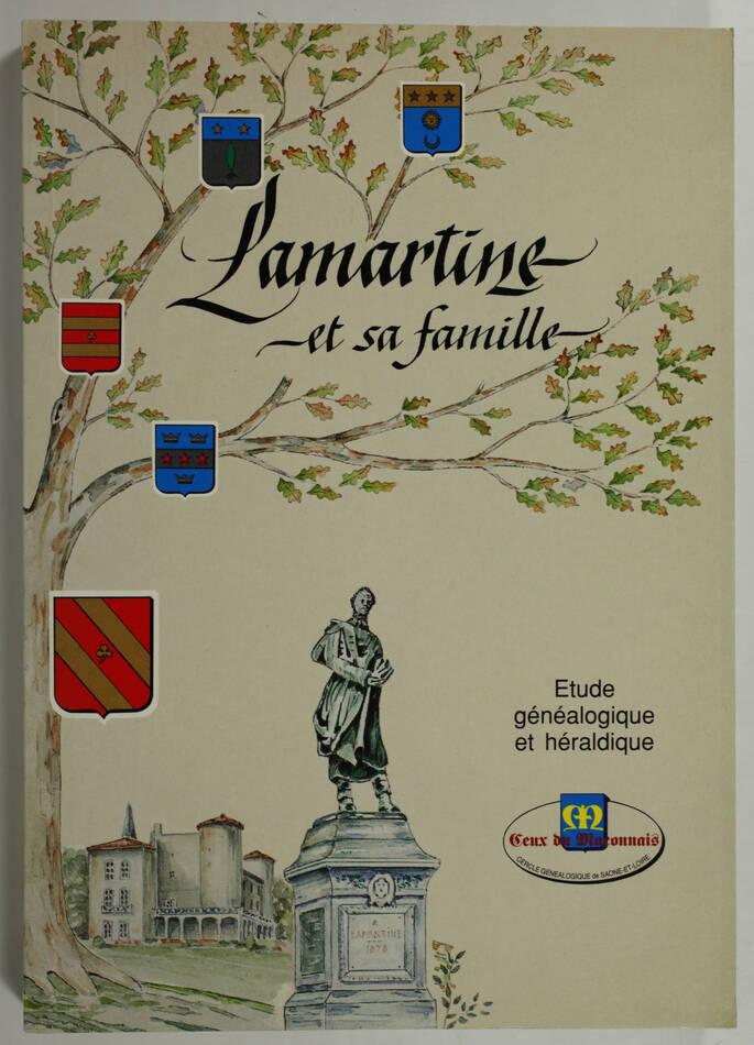 Lamartine et sa famille - Etude généalogique et héraldique - 1993 - Photo 0, livre rare du XXe siècle