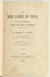 [Pôle nord] HAYES - La mer libre du pôle - 1868 - gravures et 3 cartes - Photo 2, livre rare du XIXe siècle