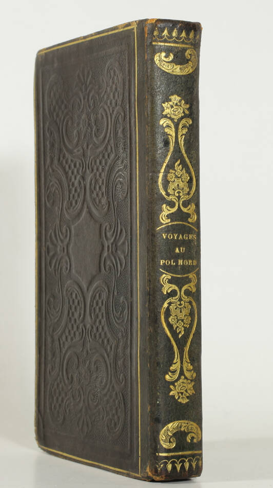 LEBRUN - Voyages au pôle Nord (1380-1836) - Mame, 1841 - Figures - Photo 0, livre rare du XIXe siècle