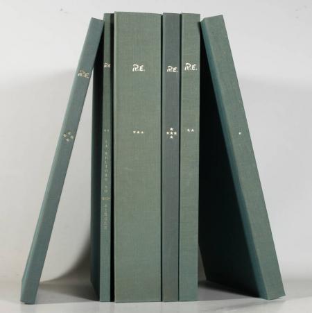 BLAIZOT (Georges) et GUERIN (Claude). Bibliothèque Raphaël Esmerian, livre rare du XXe siècle
