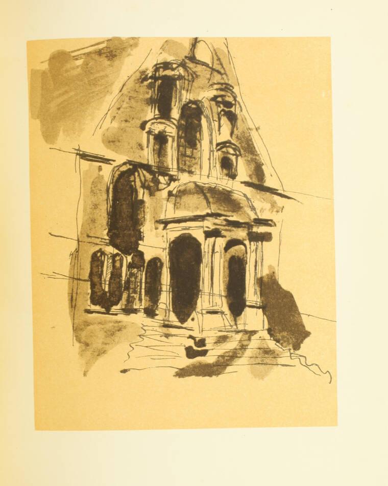 RODIN - Les cathédrales de France - 1914 - EO - 100 planches - Photo 0, livre rare du XXe siècle