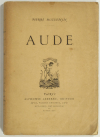 HUGUENIN (Pierre). Aude