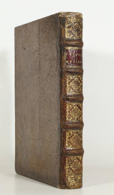 SAINT-EVREMONT (Mr. de) [SAINT-EVREMOND]. Oeuvres meslées, livre ancien du XVIIe siècle