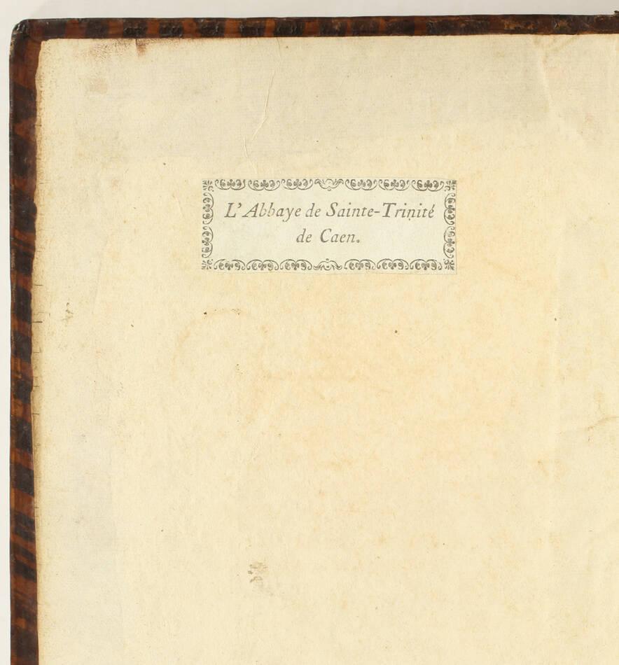 SAINT-EVREMONT - Oeuvres meslées - Claude Barbin, 1690 - In-4 - Photo 2, livre ancien du XVIIe siècle
