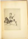 GOYA et LAFOND (Paul, introduction de). Nouveaux Caprices de Goya. Suite de trente-huit dessins inédits, publiés avec une introduction de Paul Lafond
