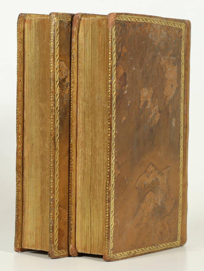 Les aventures de Télémaque, fils d Ulysse - 1805 - 2 volumes - 25 figures - Photo 2, livre ancien du XIXe siècle