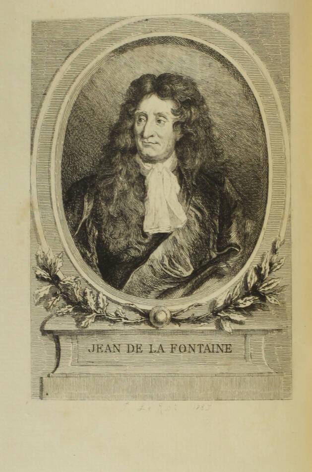 LA FONTAINE - Fables - 1885 - 2 vol.  - gravures de Le Rat d après Adan - Photo 2, livre rare du XIXe siècle