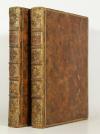 CREBILLON - Oeuvres - 1750 - 2 volumes in-4 - Figures d après Boucher - Photo 0, livre ancien du XVIIIe siècle