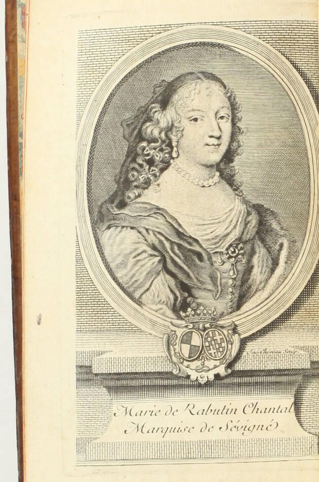 Lettres de madame la marquise de Sévigné 1738-1737 - 6v - EO des 2 derniers vols - Photo 7, livre ancien du XVIIIe siècle