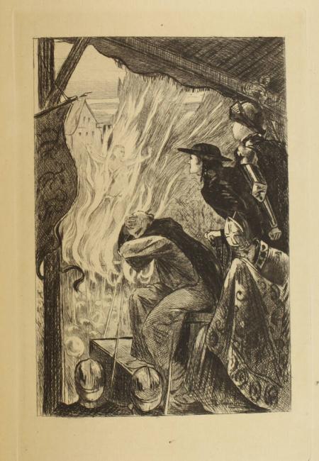 BERGOT (Raoul). Jeanne d'Arc, livre rare du XXe siècle