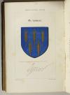 Armorial général d Hozier - 2 parties en un volume - L Ecureux (1854) Très rare - Photo 5, livre rare du XIXe siècle