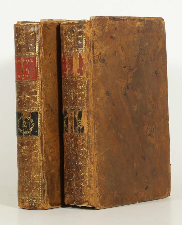 [Botanique] GILIBERT Histoire des plantes d Europe 1798 - 2 vols - 810 figures.. - Photo 1, livre ancien du XVIIIe siècle