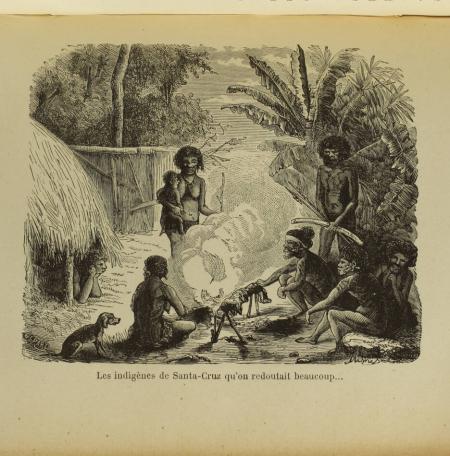 COOTE (Walter). L'océan Pacifique occidental. Description des groupes d'îles au nord et à l'est du continent australien, livre rare du XIXe siècle