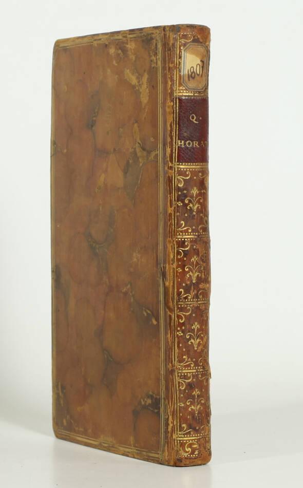 [Typographie] Horace - Poëmata - 1767 - Caractères minuscules de Fournier - Photo 0, livre ancien du XVIIIe siècle