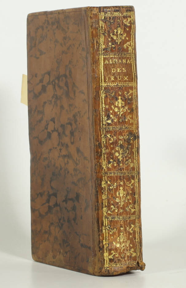 Almanach des jeux - 1786 - Jeu des échecs par M. Philidor - Photo 0, livre ancien du XVIIIe siècle