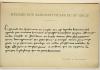 COULON (H.). Contribution à l'histoire des remèdes. Quelques pages d'un manuscrit picard du XVe siècle