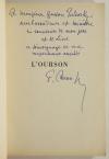 AMAN-JEAN (François). L'ourson
