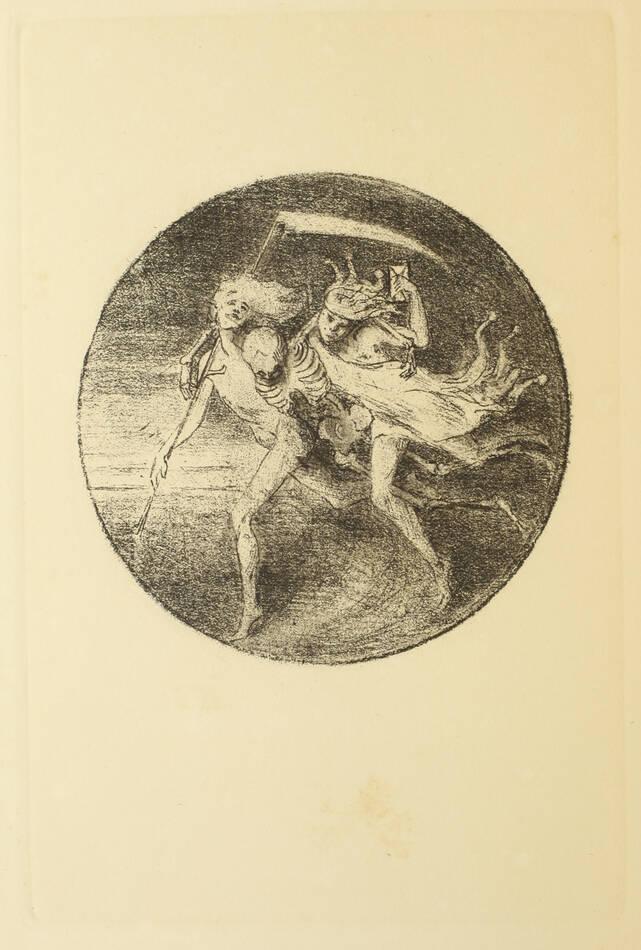 Princesse de la Tour et Taxis - Grisailles - 1907 - Eaux-fortes - Photo 0, livre rare du XXe siècle