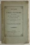 BLANCHARD - Histoire de l abbaye d Hautecombe en Savoie - 1875 - Photo 1, livre rare du XIXe siècle