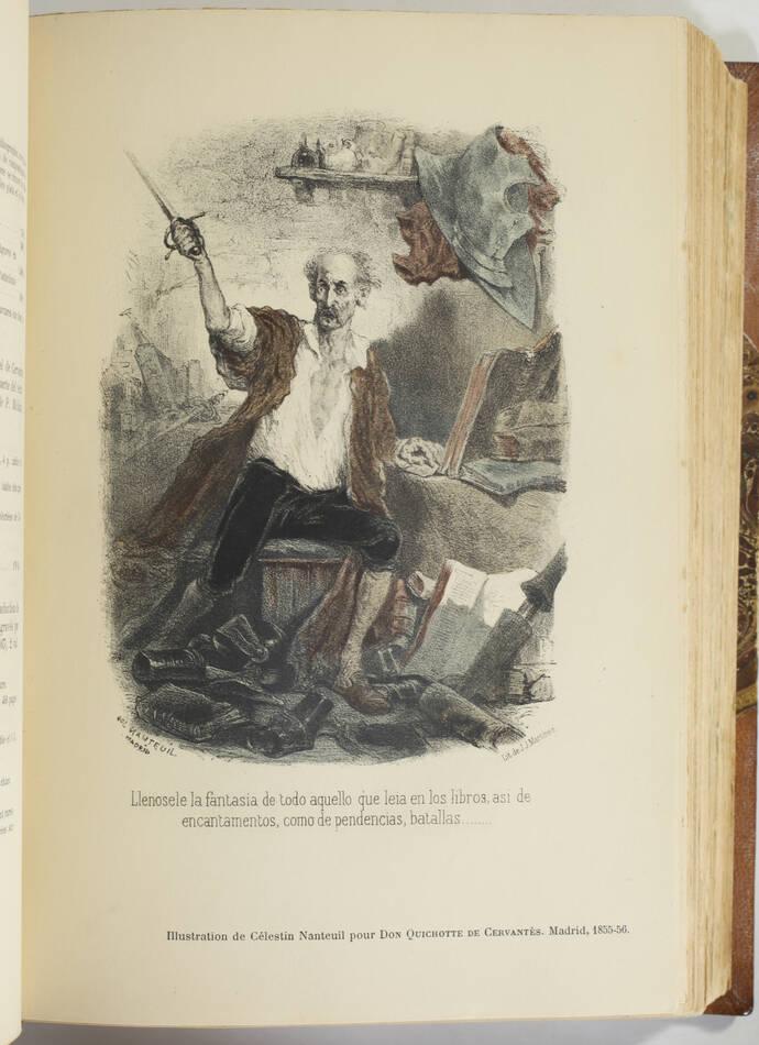 CARTERET - Livres illustrés de l époque romantique, 1801-1875 - 1927 - Relié - Photo 1, livre rare du XXe siècle