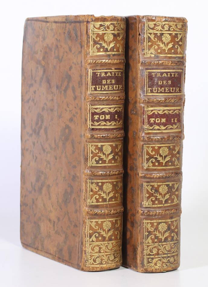 ASTRUC - Traité des tumeurs et des ulcères - 1759 - 2 volumes - EO - Photo 0, livre ancien du XVIIIe siècle