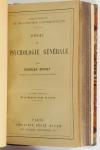 Charles RICHET - Notre sixième sens - ENVOI - Relié + Psychologie générale - Photo 3, livre rare du XXe siècle