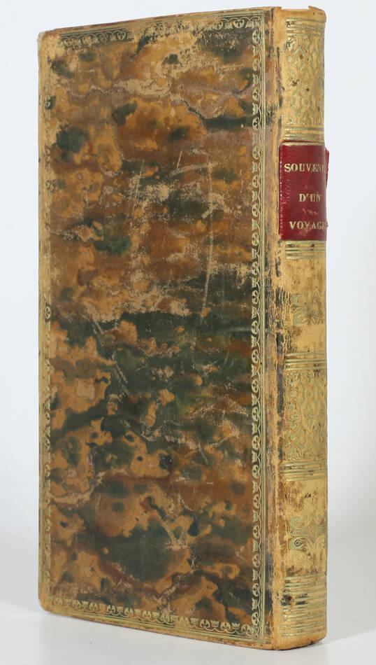 MONT-ROND - Voyage dans le Bas-Languedoc, le Comtat et la Provence - 1837 - Photo 0, livre rare du XIXe siècle