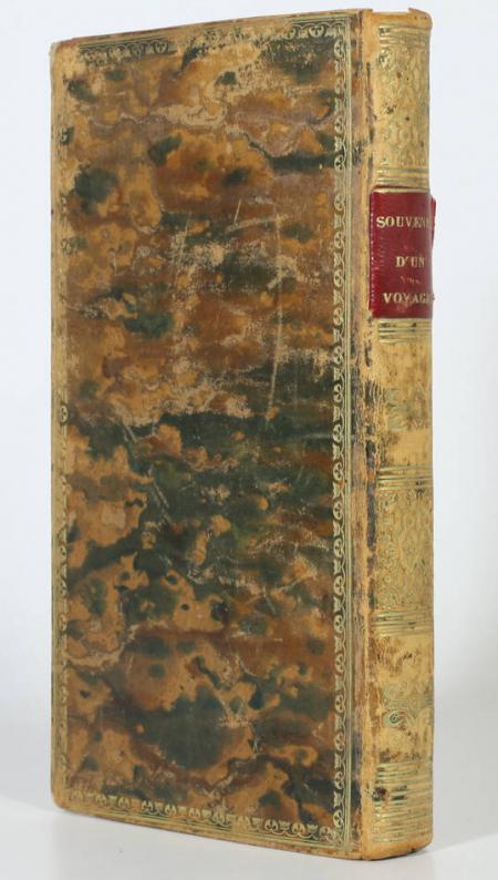 MONT-ROND (Maxime de). Souvenirs d'un voyage dans le Bas-Languedoc, le Comtat et la Provence, livre rare du XIXe siècle