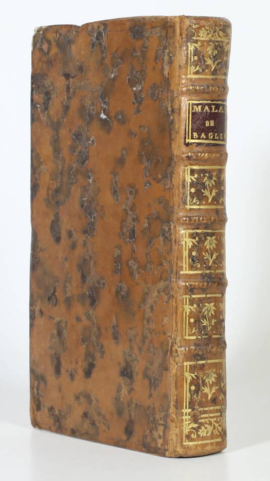 BAGLIVI - Maladies, traduites du Latin par Mr d Aignan - 1757 - 1ere trad. fr. - Photo 0, livre ancien du XVIIIe siècle
