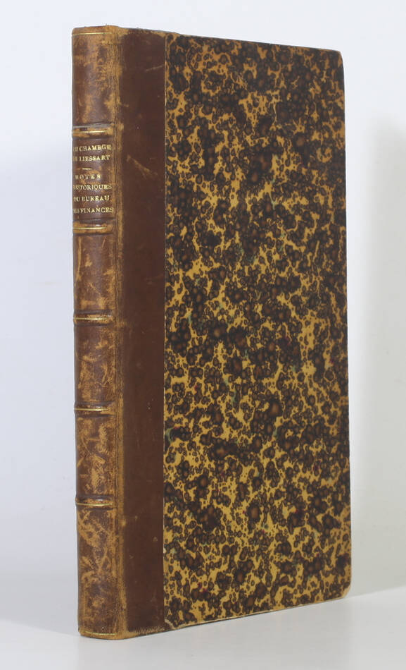Du CHAMBGE de L. - Offices et officiers du bureau des finances de Lille - 1855 - Photo 1, livre rare du XIXe siècle