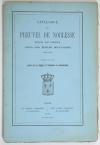 LA ROQUE (Louis de) et BARTHELEMY (Edouard de). Catalogue des preuves de noblesse, reçues par d'Hozier pour les écoles militaires. 1753-1789