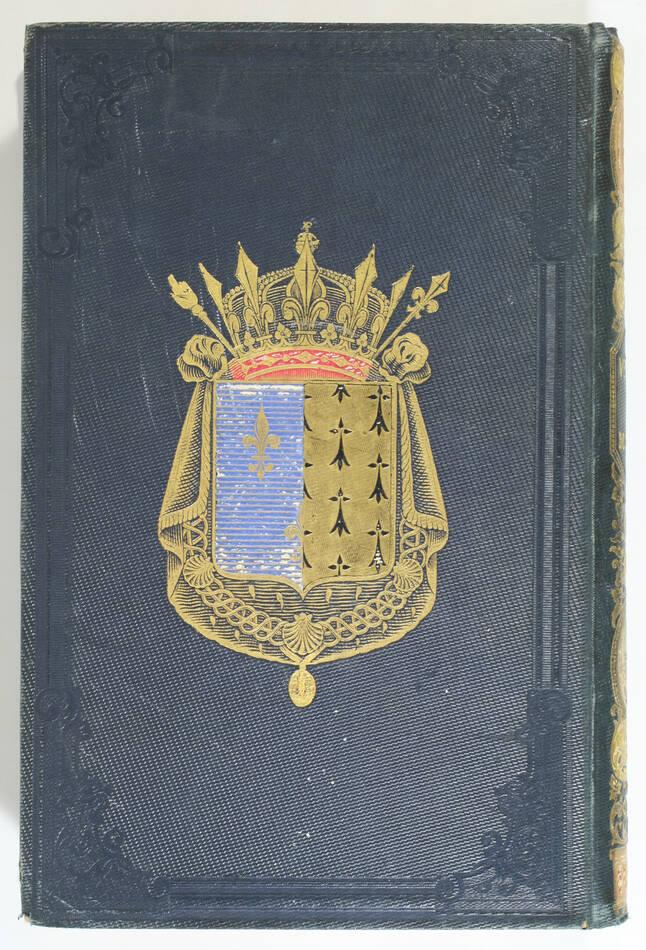 Cte de LABORDE - Versailles ancien et moderne - 1841 - Cartonnage signé Lenègre - Photo 3, livre rare du XIXe siècle