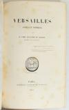 Cte de LABORDE - Versailles ancien et moderne - 1841 - Cartonnage signé Lenègre - Photo 4, livre rare du XIXe siècle