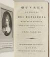 Madame DES HOULIERES - Oeuvres - 1799 - 2 volumes - Photo 2, livre ancien du XVIIIe siècle