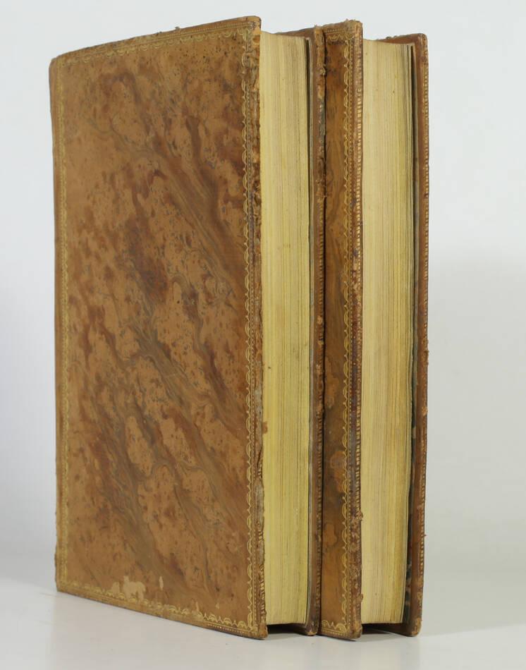 MOREL - Théorie des jardins, ou l art des jardins de la nature 1802 - 2 volumes - Photo 4, livre ancien du XIXe siècle