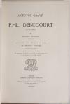 FENAILLE - L oeuvre gravé de P. L. Debucourt - 1899 - Photo 2, livre rare du XIXe siècle