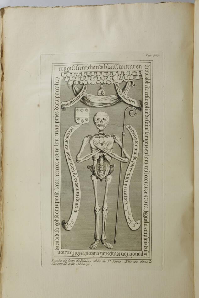 PLANCHER - Histoire générale et particulière de Bourgogne - 4 volumes - 1739-81 - Photo 13, livre ancien du XVIIIe siècle