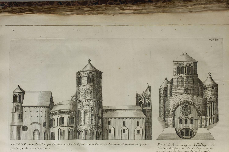 PLANCHER - Histoire générale et particulière de Bourgogne - 4 volumes - 1739-81 - Photo 14, livre ancien du XVIIIe siècle