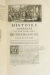 PLANCHER - Histoire générale et particulière de Bourgogne - 4 volumes - 1739-81 - Photo 17, livre ancien du XVIIIe siècle