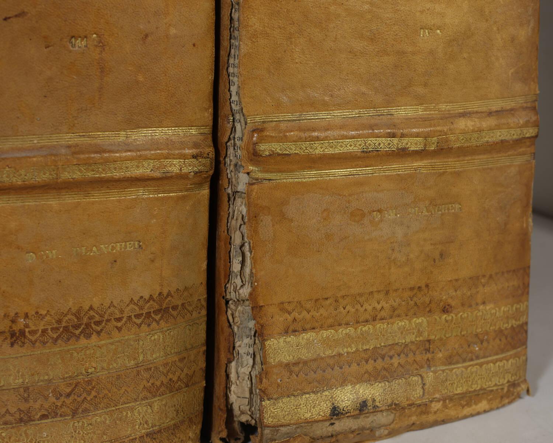 PLANCHER - Histoire générale et particulière de Bourgogne - 4 volumes - 1739-81 - Photo 4, livre ancien du XVIIIe siècle