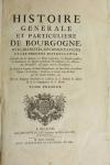 PLANCHER - Histoire générale et particulière de Bourgogne - 4 volumes - 1739-81 - Photo 5, livre ancien du XVIIIe siècle