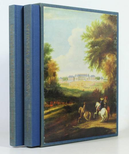 MARIE (Alfred). Naissance de Versailles. Le château, les jardins, livre rare du XXe siècle