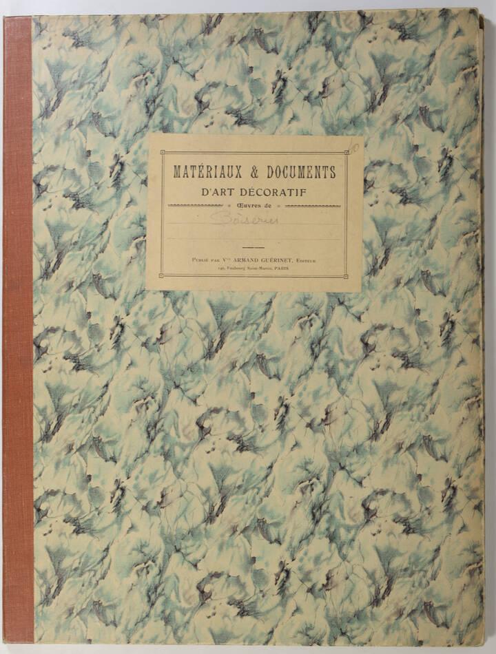 Boiseries interieurs d appartements Louis XV et Louis XVI - Planches - vers 1900 - Photo 0, livre rare du XXe siècle