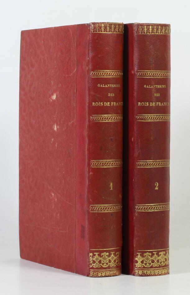 SAINT-EDME - Amours et galanteries des Rois de France - 1830 - 2 volumes in-8 - Photo 0, livre rare du XIXe siècle