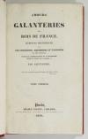SAINT-EDME - Amours et galanteries des Rois de France - 1830 - 2 volumes in-8 - Photo 1, livre rare du XIXe siècle