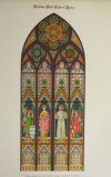 Monographie de la basilique St Epure à Nancy - 1890 - 72 planches - Photo 4, livre rare du XIXe siècle