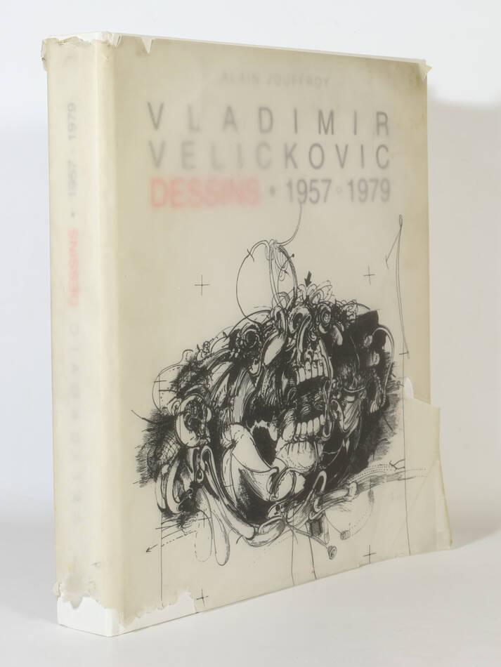 Vladimir Velickovic. Dessins, 1957-1979 - Dédicace de l artiste - 1996 - Photo 1, livre rare du XXe siècle
