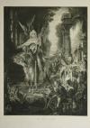 DESVALLIERES (Georges, introduction de). L'oeuvre de Gustave Moreau, publiée sous le haut patronage du Musée national Gustave Moreau. 60 reproductions en héliogravures des principales oeuvres du maître dans les musées et collections particulières