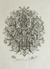 DEMENGEOT - Dictionnaire du chiffre-monogramme - 1881 - 2 volumes - Planches - Photo 1, livre rare du XIXe siècle