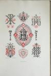 DEMENGEOT - Dictionnaire du chiffre-monogramme - 1881 - 2 volumes - Planches - Photo 4, livre rare du XIXe siècle